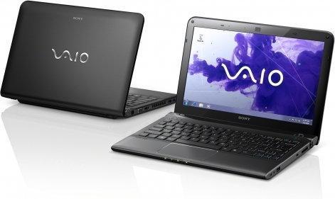 "Sony VAIO SVE1111M1E 11,6"", AMD 1,7GHz, 4GB RAM, 500GB HDD (E1111M1E)"