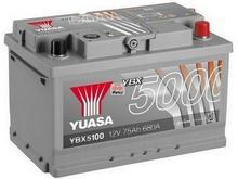 YUASA YBX5100 680A 12V P+