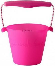 Scrunch Bucket Zwijane wiaderko silikonowe