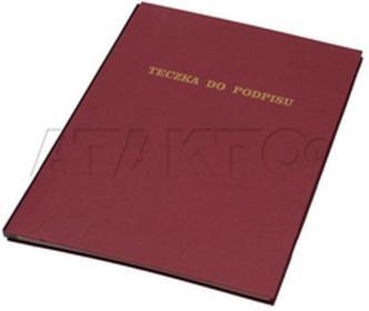 DelfinKAKADO/ Książka podpis 8k bordowa Delfin KD1022