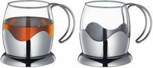 Kuchenprofi szklaneczki w stalowym koszyku z uchwytem, 2 szt. 1045612802