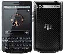 Blackberry P9983 Czarny