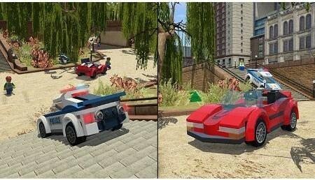 Premiera Lego City Undercover Tajny Agent PC
