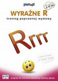 PWN Wyraźne R - trening poprawnej wymowy