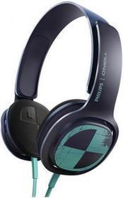 Philips SHO3300 czarno-zielone