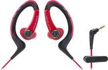 Audio-Technica ATH-SPORT1ISRD czarno-czerwone