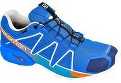 Salomon Speedcross 4 GTX L39072200 niebieski