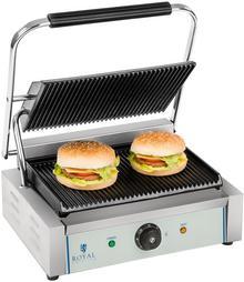 Royal Catering Grill kontaktowy RCKG-2200-G