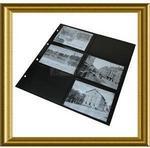 Opinie o Maximum 2S - karty na pocztówki czarne- LEUCHTTURM