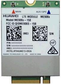 Lenovo ThinkPad Huawei ME906S 4G LTE Modem Mobile Broadband (4XC0L09013)