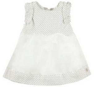 Kanz Girls Sukienka bright white 1632278_1000
