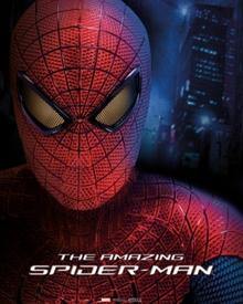 The Amazing Spider-Man - Face - Plakat
