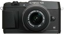 Olympus Pen E-P5 + 14-42 II kit 3D czarny