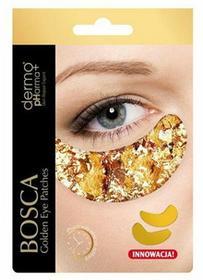 Dermo Pharma + Złote płatki p/oczy 24K Kolagen