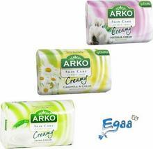 Arko SARANTIS Mydło w kostce 100g - 3 rodzaje