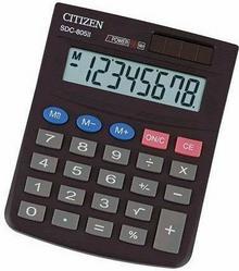 Citizen SDC805