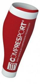 CompresSport Calf R2 V2 czerwony