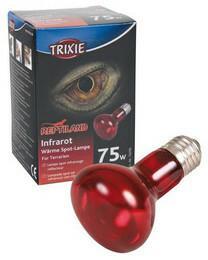 Trixie Punktowa Lampa Grzewcza Na Podczerwień  75 W- Rób Zakupy I Zbieraj Punkty Payback - Darmowa Wysyłka Od 99 Zł