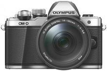 Olympus OM-D E-M10 Mark II + 14-150mm II srebrny