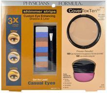 Physicians Formula Casual zestaw kosmetyków do makijażus Kit W Kosmetyki Zestaw kosmetyków 7,5g Custom Eye