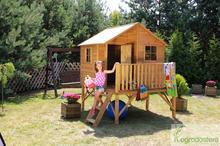 Ogrodosfera.pl Domek ogrodowy dla dzieci Jurek RDXD-JERZYK04