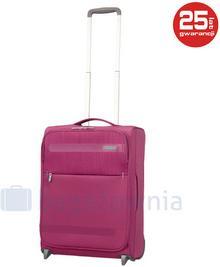 Samsonite AT by Mała kabinowa walizka AT HEROLITE 80432 Różowa - różowy