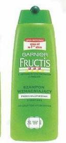 Garnier Fructis: szampon wzmacniający przeciwłupieżowy z odżywką 2w1 250ml