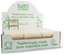 Faith In Nature Organiczne mydła z wyciągiem z wodorostów 18sztuk x 100g -
