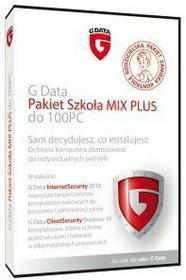 GData Pakiet Szkoła MIX PLUS 2010 (100 stan. / 1 rok) - Nowa licencja