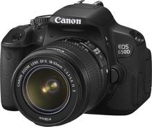 Canon EOS 650D + 18-55 IS II kit