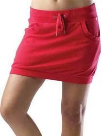 DC Shoes spódnica damska lolipop czerwony