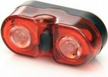 Mactronic Lampa rowerowa tylna WALLe 2 x 0,5W LED BPM-2SL