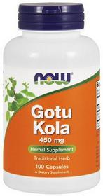Now Foods Gotu Kola 100 szt.