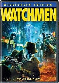 Watchmen Strażnicy [DVD]