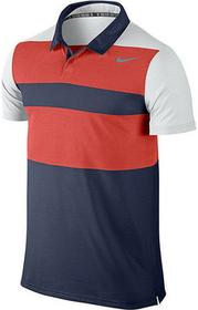 Nike T-shirt Dri-Fit Touch Stripe Polo 596566-451