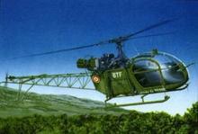Heller Se 313 Alouette II