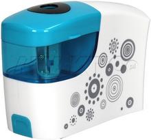 TETIS Temperówka automatyczna na baterie niebieska MC5951