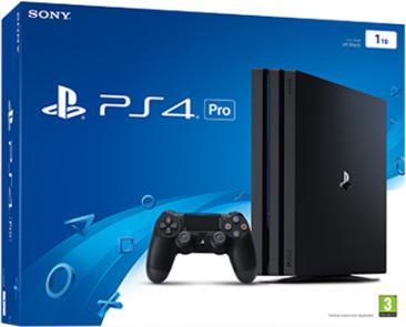 Sony PlayStation 4 Pro 1TB Czarny + Horizon Zero Dawn