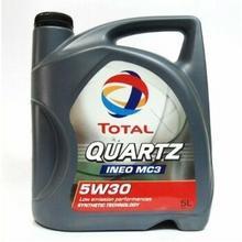 Total G4 Garage QUARTZ INEO MC3 5W30 5L