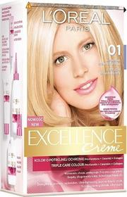 Loreal Excellence Creme 01 Super jasny blond naturalny