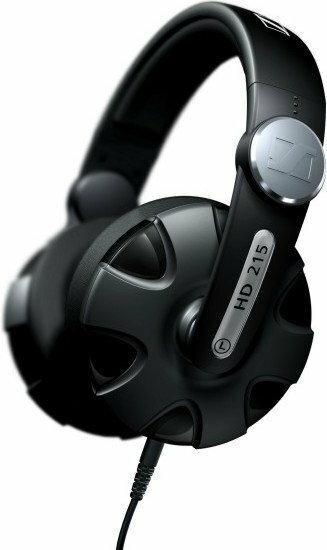 Sennheiser HD 215 II czarne