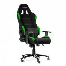 Akracing Gaming Chair - czarny/zielony