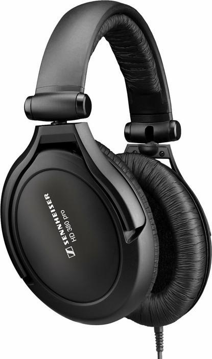 Sennheiser HD 380 PRO czarne