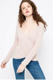 Review Sweter 00768504180 różowy