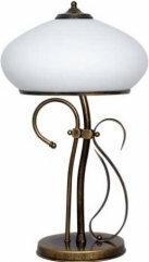 Aldex Lampa stołowa 1 pł. - Patyna VII - 493B1