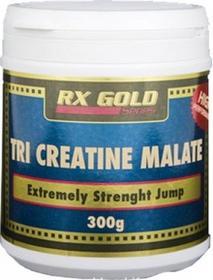 Rx Gold Tri Creatine Malate 300g
