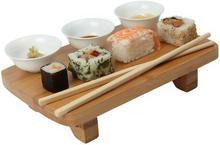 Dexam Zestaw Do Serwowania Sushi - Bambusowy