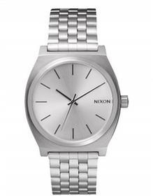 Nixon Time Teller All Silver A045_1920