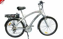 Interbike CHINOOK SD 2017 Srebrny