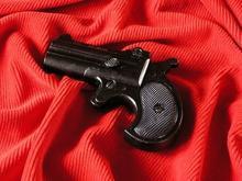 Denix Dwulufowy czarny derringer cal.41 USA 1866r